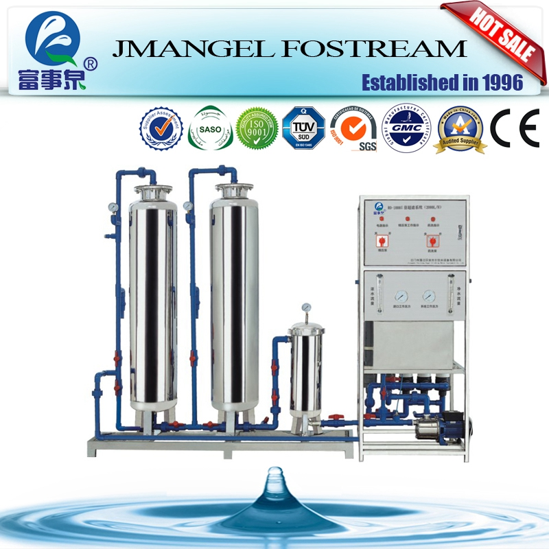 14years manufacture filmtec membrane underground water treatment filter