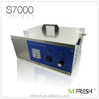 MFresh S7000 7000mg/h ozone generator for cleaning vegetables water ozonizer