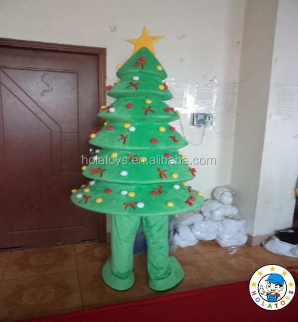 lovely tree mascot costume/tree costume for adult