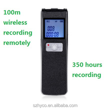 100 metres long distance remote control digital voice recorder