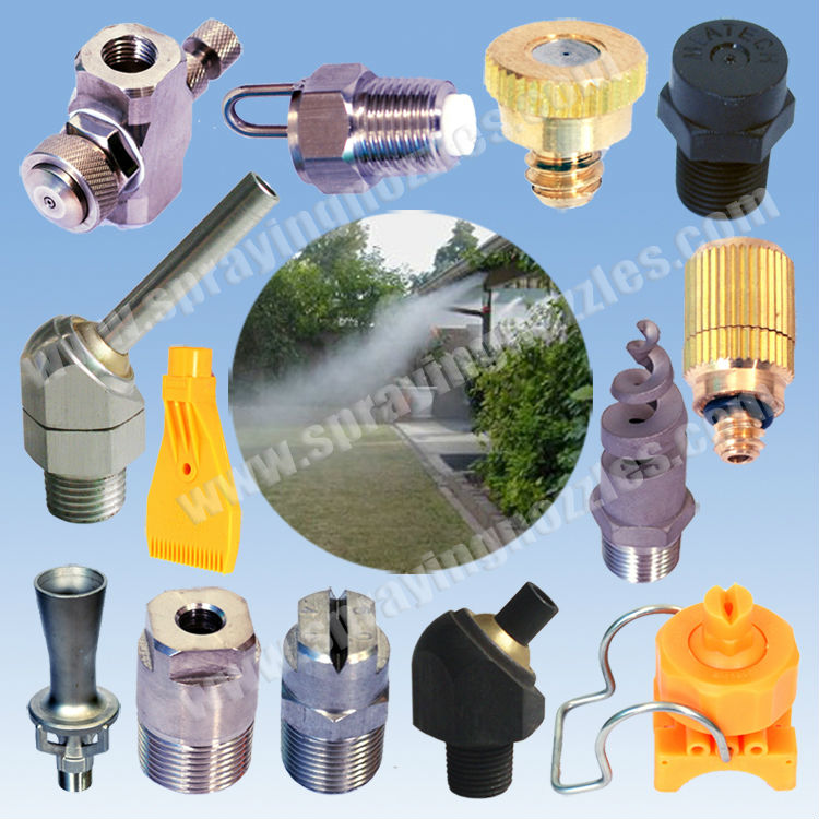Factory Direct water treatment filter nozzles