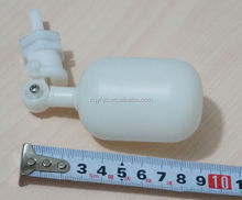 Water level controller float valve trough tank plastic valve