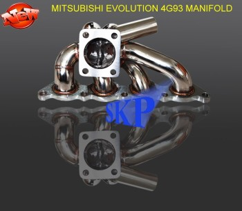 T3 EVO 4g63 Turbo Manifold FOR Mitsubishi Evolution 8/9