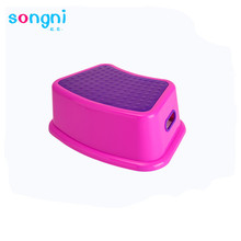 new fashionable stylish kids plastic step stools for wholesale
