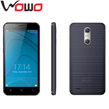 3G Smartphone 6.0inch SPRD7731C Quad Core with 2.0+2.0MP Camera Android OS 6.0 Mobile Phone 305