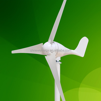 small Horizontal wind power generator 100w