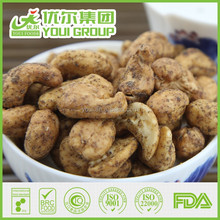 gourmet tasty coated cashew nuts for sale