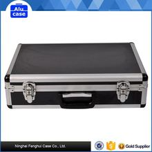 Aluminum Wheeled Pilot Case Business Box