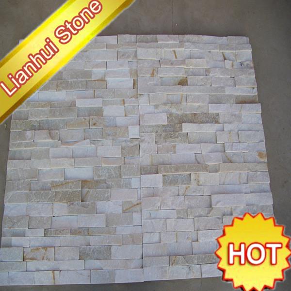Piedra natural revestimiento de la pared exterior pizarra - Piedra pared exterior ...