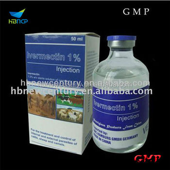 Ivermectin Injection (1%)