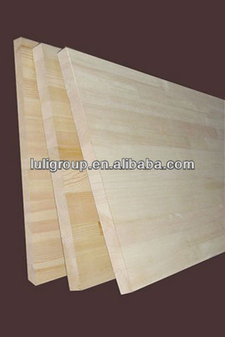 18MM Chinese Cedar Finger Joint Wood Board for Furniture and Construction