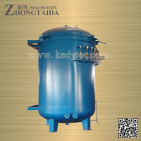 Rubber Autoclave Vertical