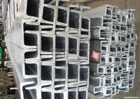 Super quality top sell hot rolled mild c type channel steel
