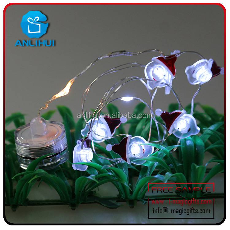 ideal decoration Twinkle LED Light Chain starry string rice lights