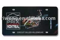 car license plate,aluminum license plate, plastic license plate