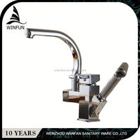 Sample available factory directly deck mounted basin tap