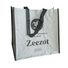 Eco Friendly Picture Printing Reusable Grocery Shopping Bag