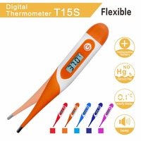 Waterproof Digital Thermometer with flexible probe CE approved