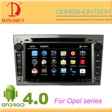 6.95inch android 4.0 car 2 din dvd for opel