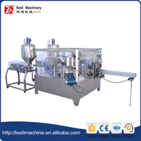 Aliexpress kedi GD8-200 Automatic Rotary packing machine (double filling)