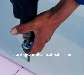 Reinforced PVC Membrane for Flat Roofing