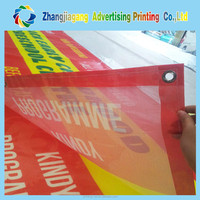 Full color Printing Mesh Banner,Outdoor Fence PVC Mesh Banner,Canvas Banner