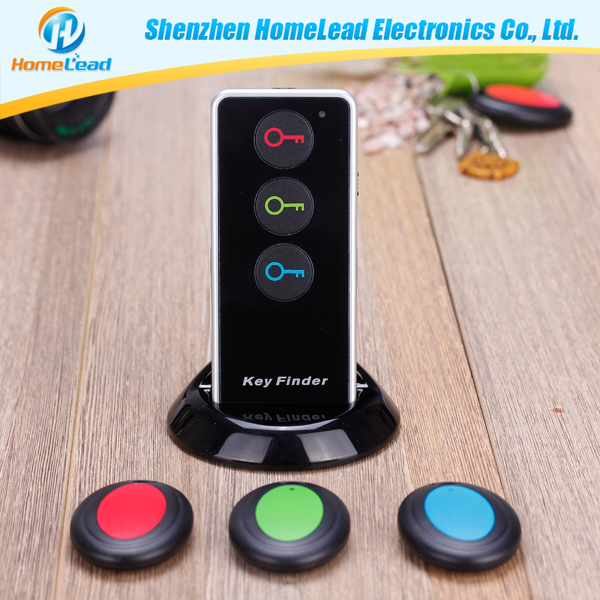 Factory Price Best Bluetooth Tracker,Wireless Promotion Item Plastic Key Finder Stickers Manufacturer with Keychain Flashlight