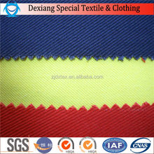 High quality antifire and antistatic fabric for protective clothing