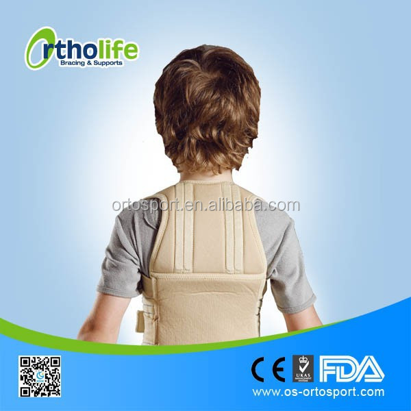 OL-CL802 Kid Back Posture Correct Support Brace