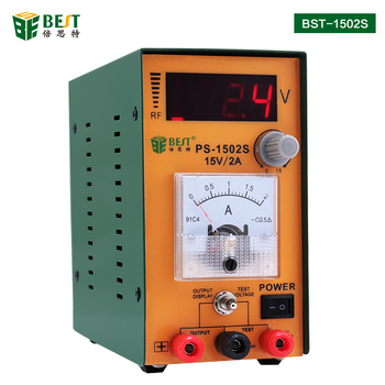BST 1502S 220V high precision Adjustable Digital DCPower Supply 15V/2A