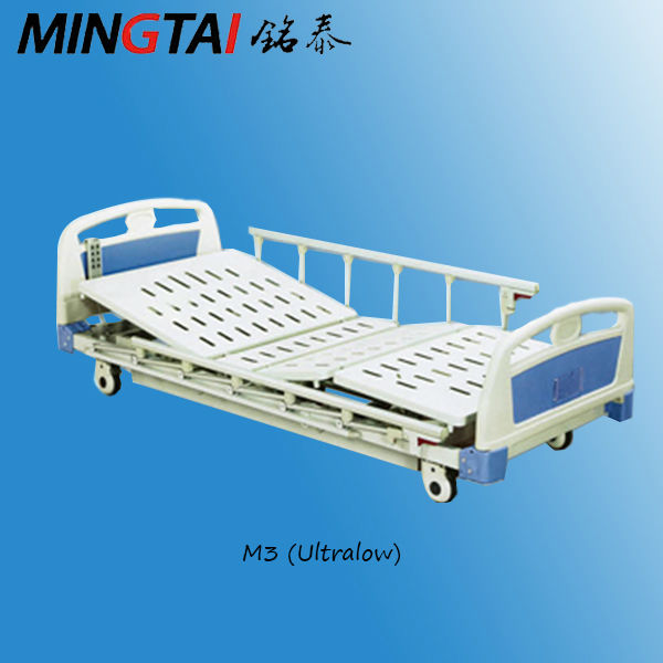 electric bed motors ,M3 ICU electric hospital bed (ultra low)