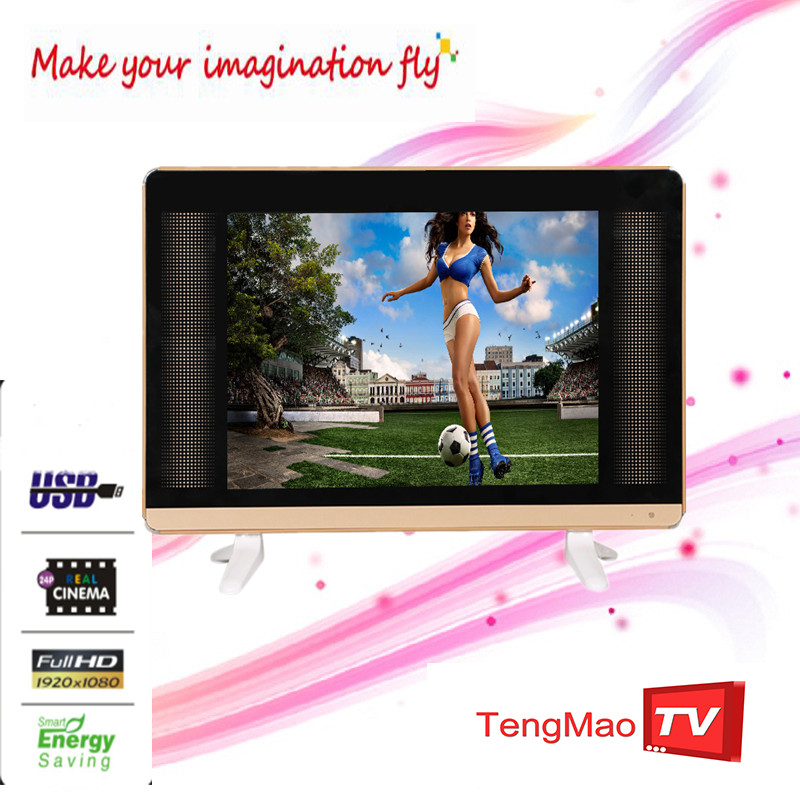 CHINA TOP 10 SELLING ELECTRONICS 19 INCH LCD LED TV WITH POWER TV X6