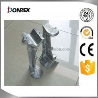 Custom die-casting aluminum spare part for machine
