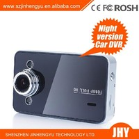 "Factory price 2.7"" LTPS 1080p video recorder k6000 manual car camera hd dvr"