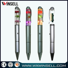 promotional gift floating led light pen