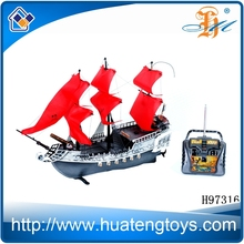 rc large scale ship models pirate ship remote control sail boats for sale