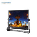 "Professional 1024x768 Aluminum Case 15"" HD SDI Camcorder Monitor with 3G-SDI/HD/YPbPr/Video Input & Output"