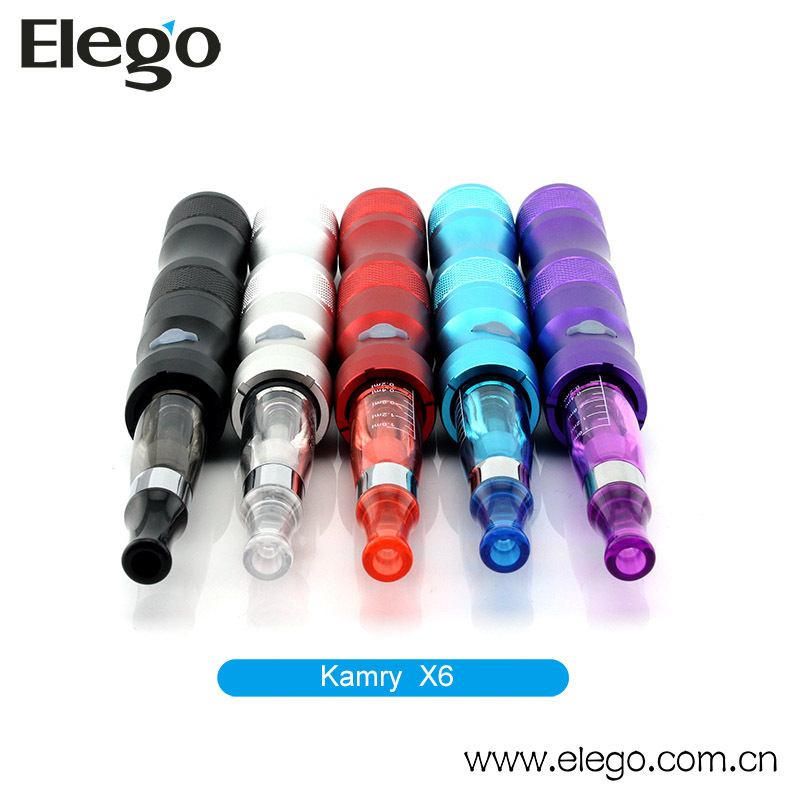 Hottest And Latest Huge Vapor Electronic Cigarette X6 Vape Authentic Kamry X6 Vaporizer
