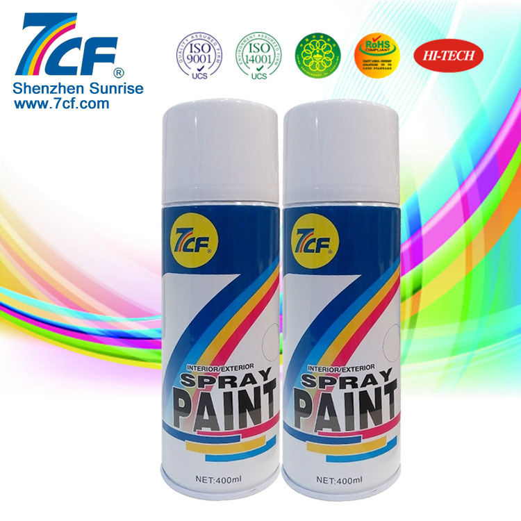 7CF Aerosol Spray Paint Manufacturer In Shenzhen