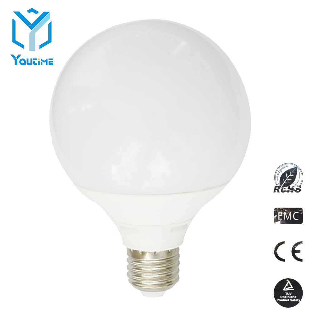 12W Led indoor light G95 e27 led bulb high power in China big global