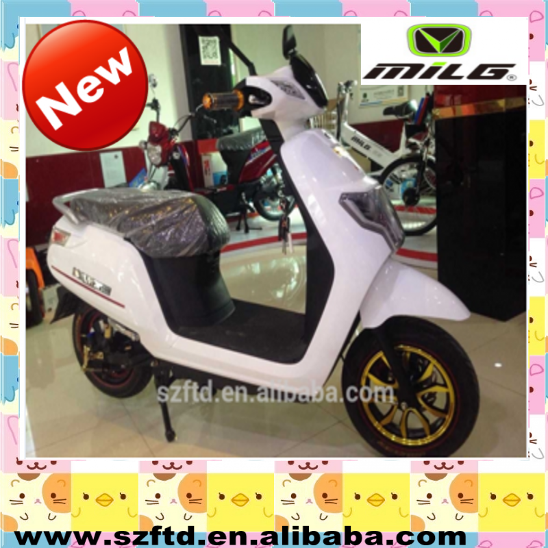 Chinese 250cc streel automatic electric motorcycle M1