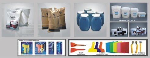 starch wallpaper adhesive glue eady to use OEM package PVC wallpaper