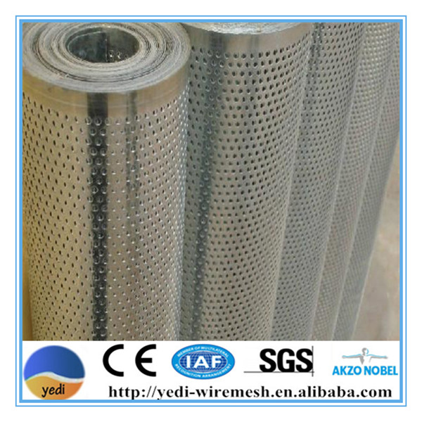 types of patterns Perforated metal sheet in a variety of materials and thicknesses stocked