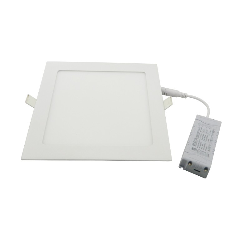 Circle Round Or Square Panel Lamp 3W 6W 12W 18W 24W 48W Dimming LED Panel Light With Good Quality And Low Price For Home Using