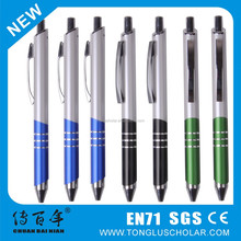 New advertising anodized Aluminium pen
