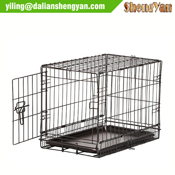 Large metal dog kennel for sale cheap