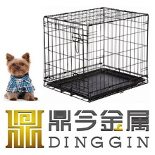 Pet display cage for dog