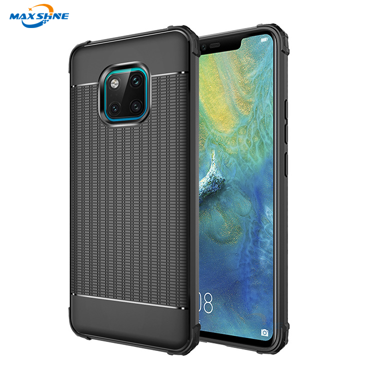 Maxshine Customised Shockproof Phone Case Cover For Huawei Y3/5/6/7/9 2018 Case