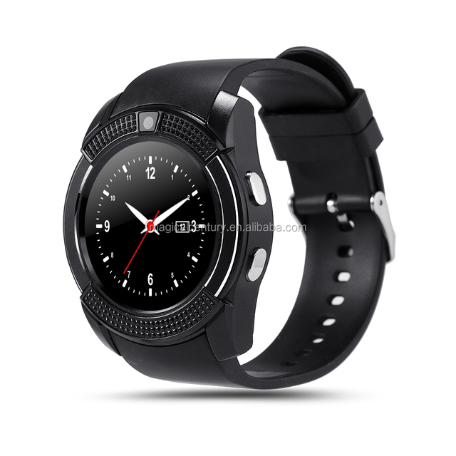Sedentary remind smart watch manufacturer for V8 smart watch