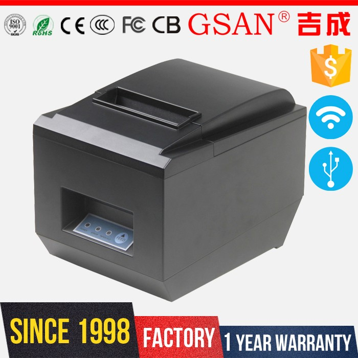 wifi thermal printer recepit printer wireless thermal receipt printer